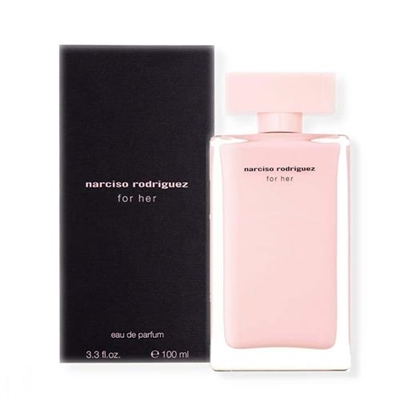 Narciso Rodriguez for Her by Narciso Rodriguez for Women 3.3oz Eau De Parfum Spray