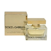The One by Dolce & Gabbana for Women 2.5 oz Eau De Parfum Spray