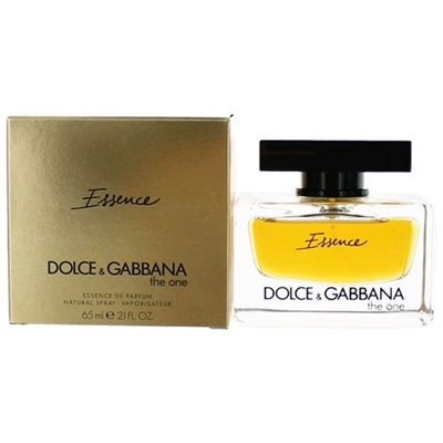 The One Essence by Dolce & Gabbana for Women 2.1oz Eau De Parfum Spray