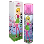 Passport Tokyo by Paris Hilton for Women 3.4 oz Eau De Toilette Spray