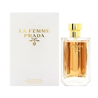 La Femme by Prada for Women 3.4oz Eau De Parfum Spray