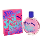 Jam Woman by Puma for Women 3.0oz Eau De Toilette Spray