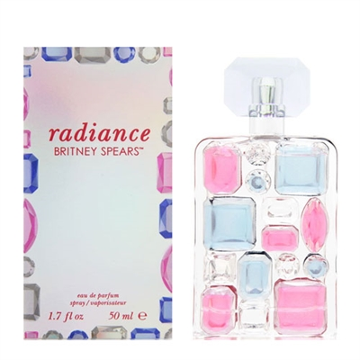 Radiance by Britney Spears for Women 1.7oz Eau De Parfum Spray