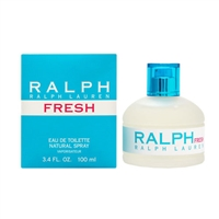 Ralph Fresh by Ralph Lauren for Women 3.4oz Eau De Toilette Spray
