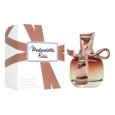 Mademoiselle Ricci by Nina Ricci for Women 1.7oz Eau De Parfum Spray