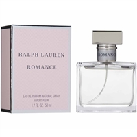 Romance by Ralph Lauren for Women 1.7 oz Eau De Parfum Spray