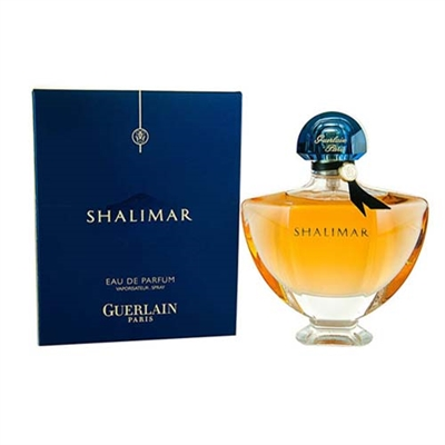 Shalimar by Guerlain for Women 3oz Eau De Parfum Spray