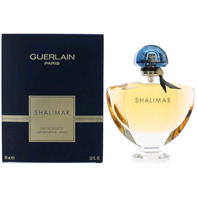 Shalimar by Guerlain for Women 3.0oz Eau De Toilette Spray