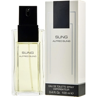 Sung by Alfred Sung for Women 3.4 oz Eau De Toilette Spray