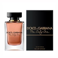 The Only One by Dolce & Gabbana for Women 3.3oz Eau De Parfum Spray