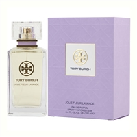Jolie Fleur Lavande by Tory Burch for Women 3.4oz Eau De Parfum Spray