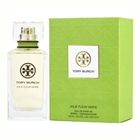 Jolie Fleur Verte by Tory Burch for Women 3.4oz Eau De Parfum Spray