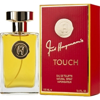 Touch by Fred Hayman for Women 3.4oz Eau De Toilette Spray