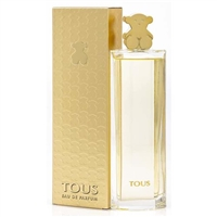 Tous Gold by Tous for Women 3.0oz Eau De Parfum Spray