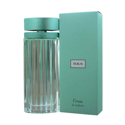 Tous L'eau by Tous for Women 3.0oz Eau De Toilette Spray
