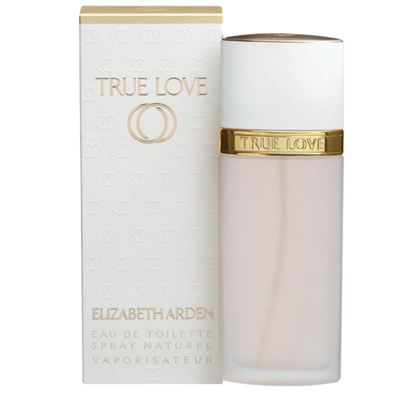 True Love by Elizabeth Arden for Women 3.3 oz Eau De Toilette Spray