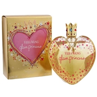 Glam Princess by Vera Wang for Women 3.4 oz Eau De Toilette Spray