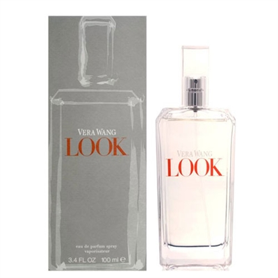 Look by Vera Wang for Women 3.4 oz Eau De Parfum Spray