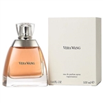 Vera Wang by Vera Wang for Women 3.4 oz Eau De Parfum Spray
