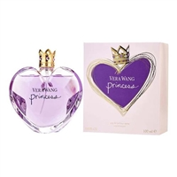 Princess by Vera Wang for Women 3.4 oz Eau De Toilette Spray