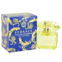 Versace Yellow Diamond Intense by Gianni Versace for Women 3.0oz Eau De Parfum Spray