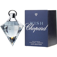 Wish by Chopard for Women 2.5oz Eau De Parfum Spray